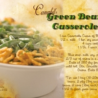 11-7-09DSD Recipe Chat Green Bean Casserole