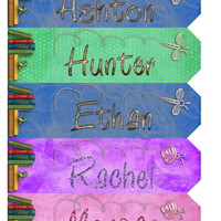 Bookmarks fronts