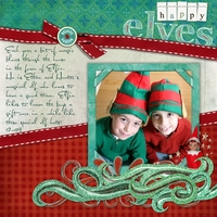 Happy Elves