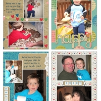Project Life 2013 Feb page 5