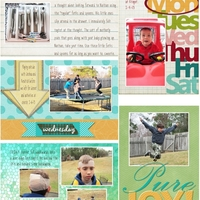 Project Life 2013 Feb page 3