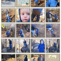Project Life 2013 Feb page 6