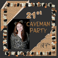 21st caveman party lhs