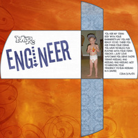 Mr. Engineer