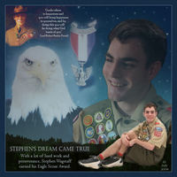 Stephen's Eagle Scout Dream Fulfilled