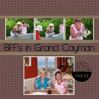 BFF's in Grand Cayman