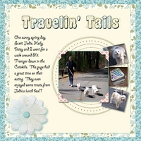 travelin' tails