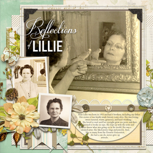 WT Reflections - Reflections of Lillie