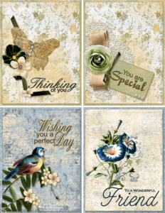 Feeling Sentimental Greeting Card Set