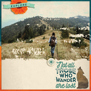 Those Who Wander