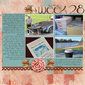 Project Life 2017 Week 28