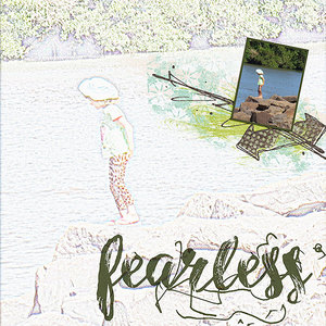 Tuesday 25th July Challenge - Fearless