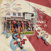 Small Town 4th of July