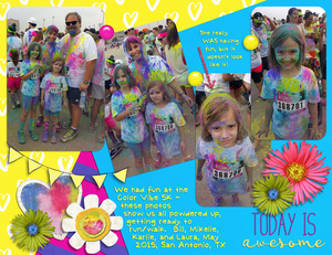 Color Vibe May 2015