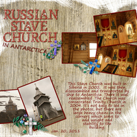 Week 3 - StaveChurch