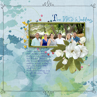 Marci and Nathaniel-BBQ Wedding (3rd week)