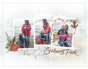 Digital Favorite - Blending - Seahurst Park