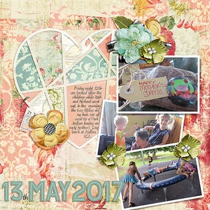 13th May 2017 - Early Mother's Day Celebration