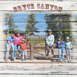 Our Kids at Bryce Canyon