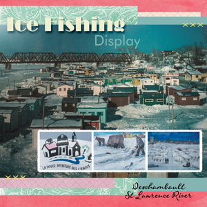 Colour Swatch-Ice Fishing