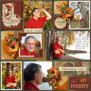Fabulous Fall with Harry