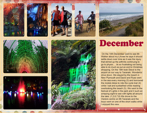 Project Life_December pg. 2