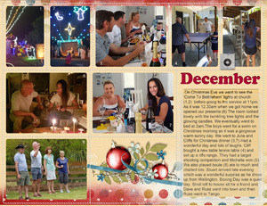 Project Life_December #4