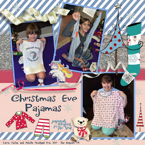 Christmas Eve Pajamas