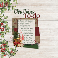 Christmas To-Do