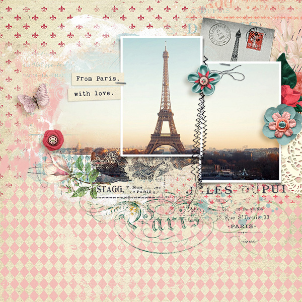 I Will Meet You In Paris