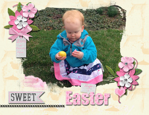 Isla At Easter