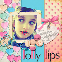 WW3rdFeb - Lolly Lips
