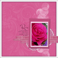 I Would Rather Have Roses  NL 3/13