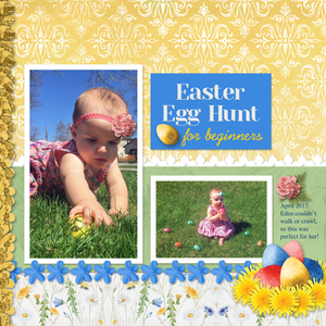Easter Egg Hunt for Beginners