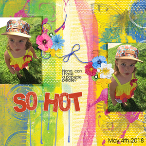 iNSD Color Challenge - So Hot