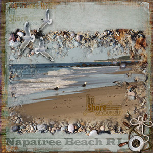 Slow Scrap-Napatree-Beach