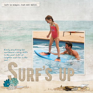 Surf's Up by Susie Roberts
