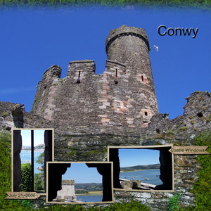 World Tour 2 Conwy Stone