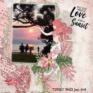 Love and a Sunset