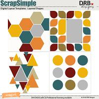 DRB SSDLT Layered Shapes