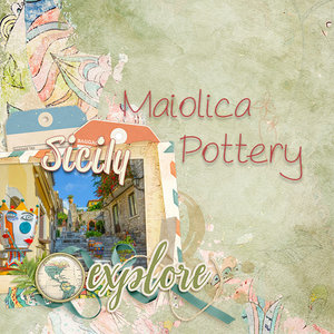 Layout 12 - Maiolica pottery