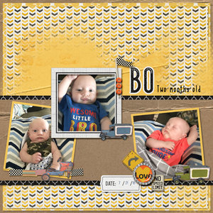 Bo two months