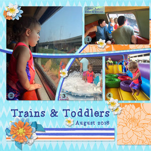 Trains & Toddlers - page 1
