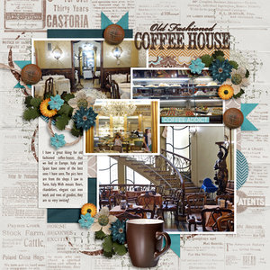 Old Fashioned Coffee House