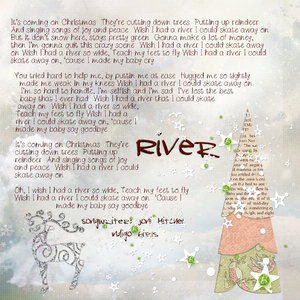 Lyric Challenge -River