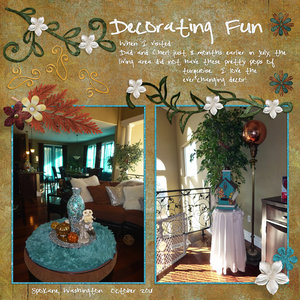 Decorating Fun