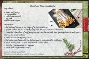 goosie_Christmas Tree Nutella Pie for the web