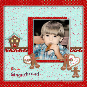 Oh .. Gingerbread