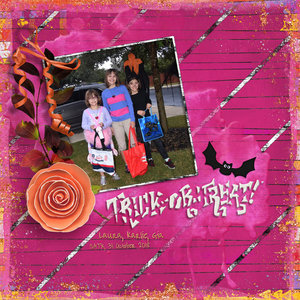 Trick or Treat 2018