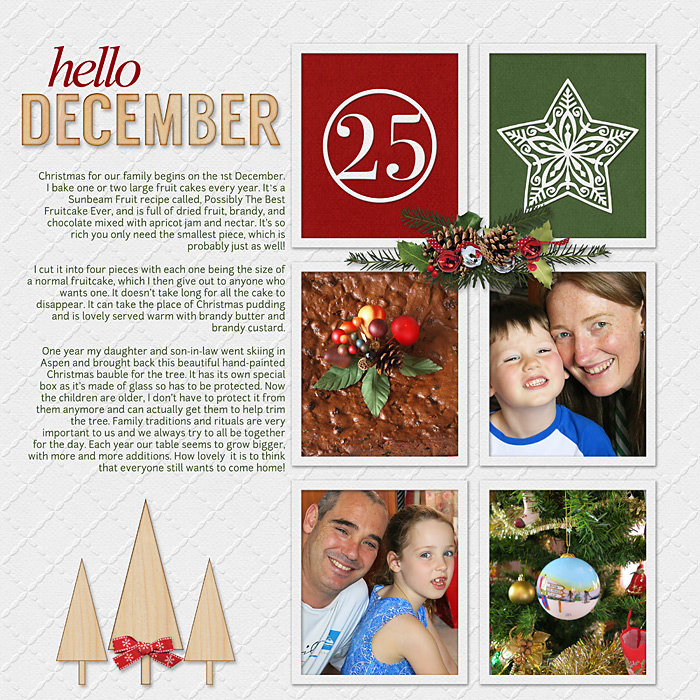 Daily December - Deck The Halls